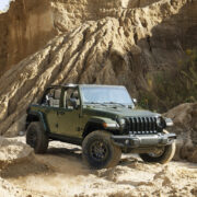 Jeep's Xtreme Recon Package – 35's & 4.56 Gears!