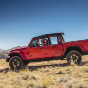 Jeep Performance Products Adds Half Doors to Gladiator