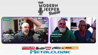 The ModernJeeper Show, Ep. 133 – RimRock Trail, Overheating Jeeps, Brain Elasticity, and Losing a Crypto Wallet