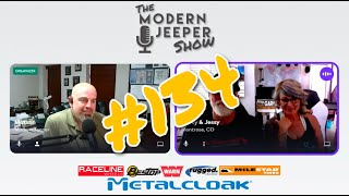 The ModernJeeper Show, Ep. 134 – Guided Tours, Traveling the US, Van Life and the Rivian Truck