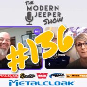 The ModernJeeper Show, Ep. 136 – Moab, Slickrock & Rain… Oh My! (And the $5000 Giveaway!)