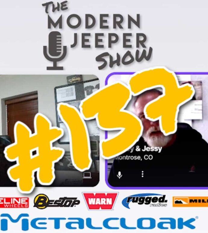 The ModernJeeper Show, Ep. 137 – The Curse of Technology