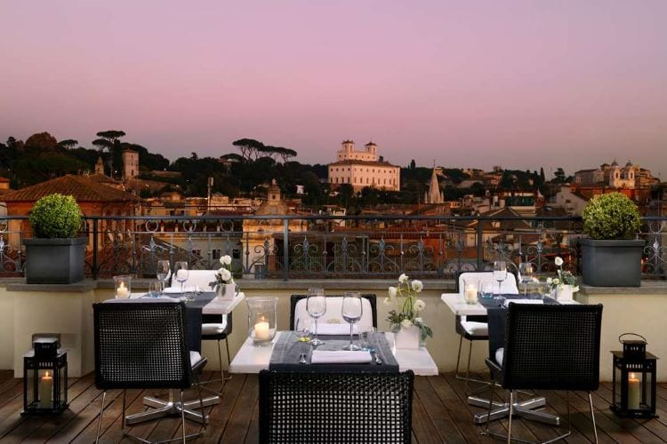 Boutique Rome Hotel: The First Roma Arte
