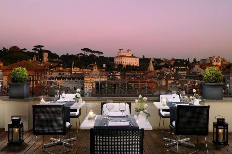 Boutique Rome Hotel: The First Roma Arte