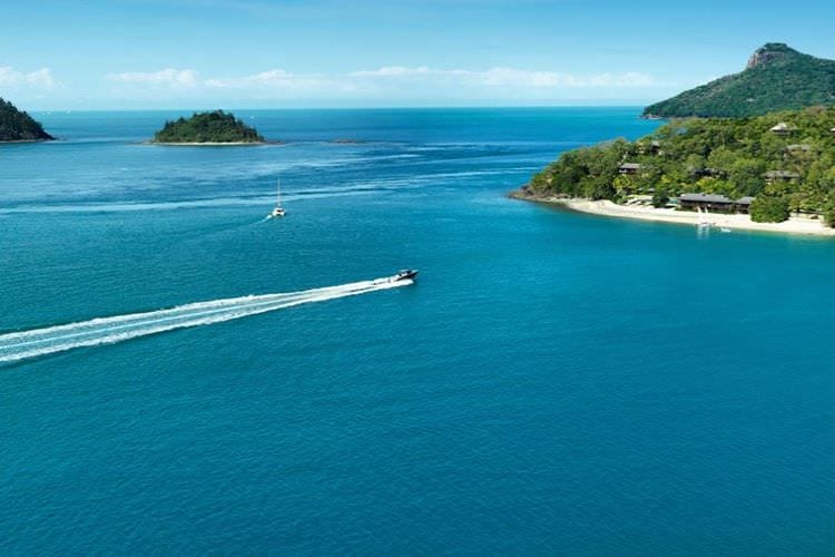 Great Barrier Reef Resort: qualia
