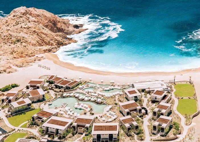 The Montage Los Cabos: Luxury Beach Resort