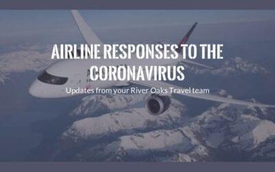 Airlines Responses to the Coronavirus