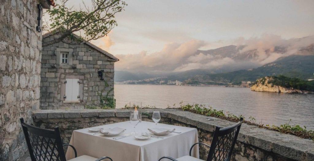 Aman Sveti Stefan in Montenegro, a Trending Honeymoon Destination