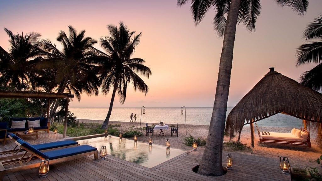 andBeyond Benguerra Island Mozambique Trending Honeymoon Destination