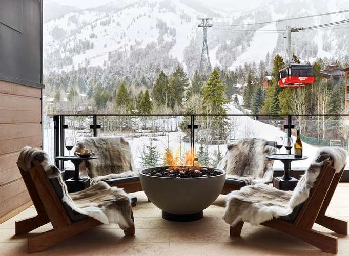 Domestic Travel Favorite: Caldera House in Jackson Hole, Wyoming