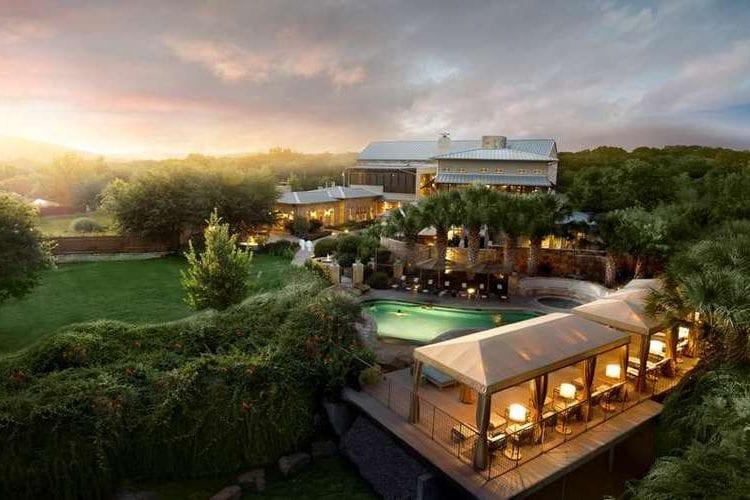 Domestic Travel Favorite: Lake Austin Spa Resort in Texas