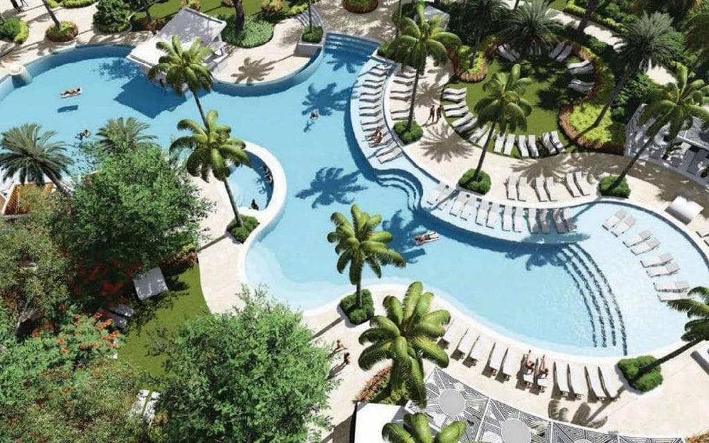 Conrad Punta Mita Pool