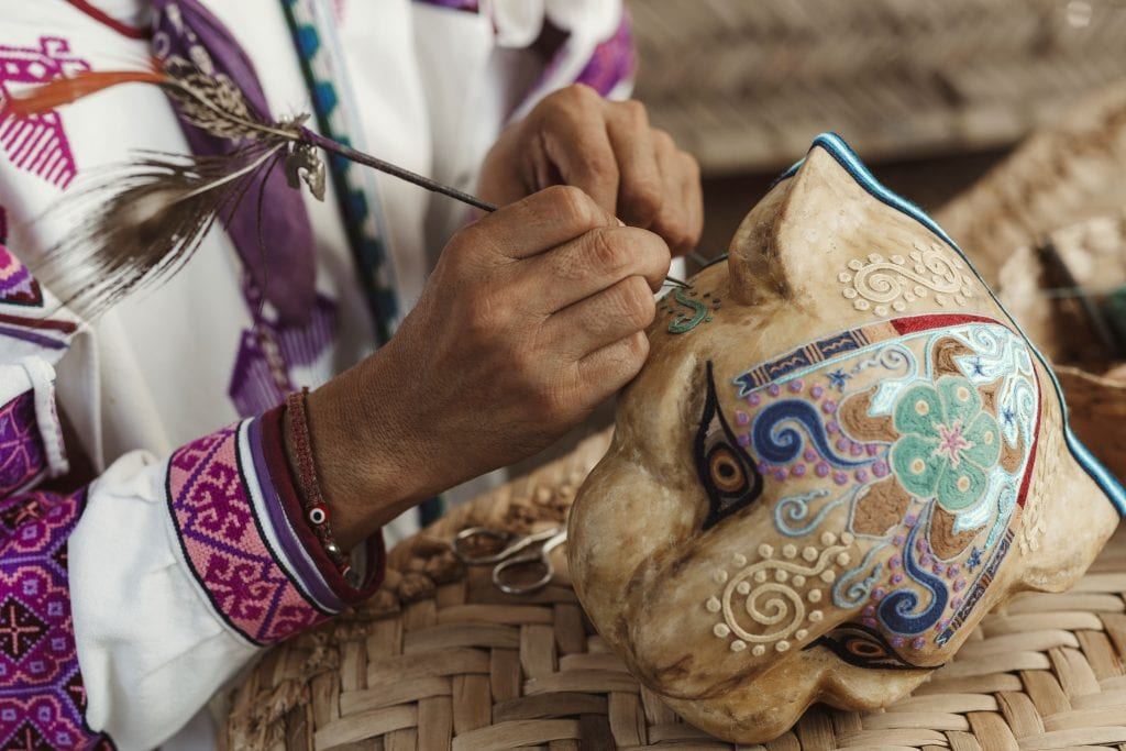 Arts and craftmanship in Riviera Nayarit