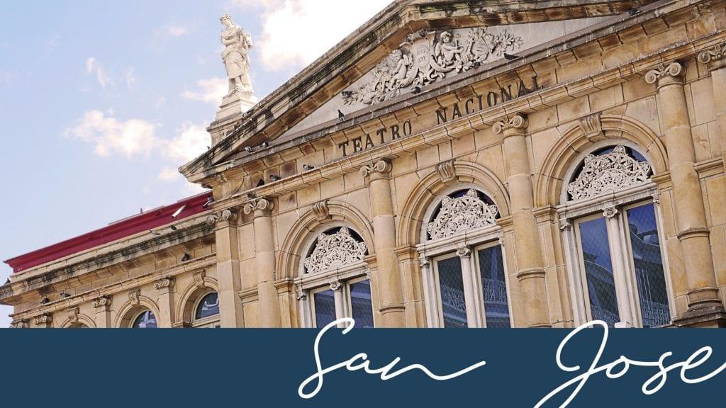 San Jose, the capital city of Costa Rica