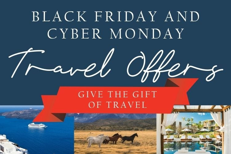 Black Friday & Cyber Monday Travel Offers