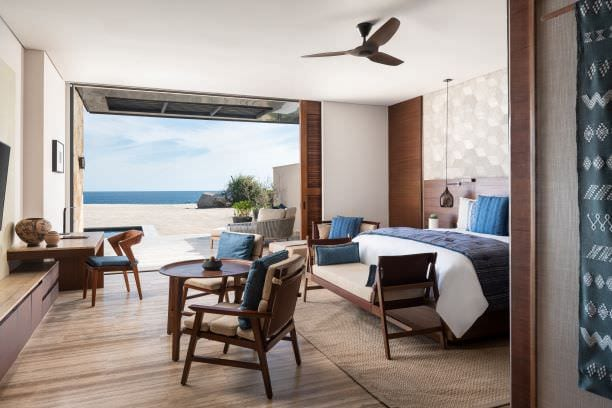 Zadun Villa Master bed