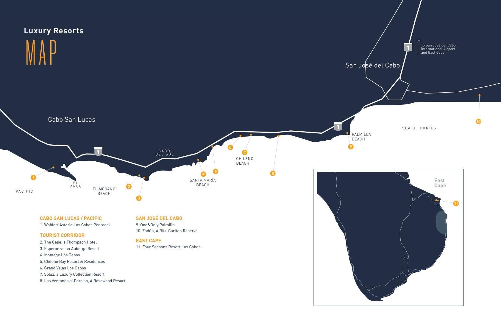 Los Cabos Hotel Guide