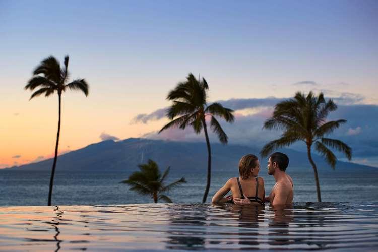 Four Seasons Resort Maui at Wailea pool