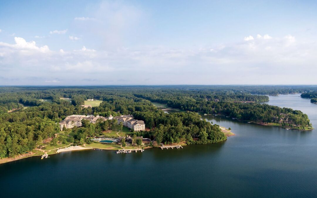 Summer Travel Idea – The Ritz-Carlton Reynolds, Lake Oconee