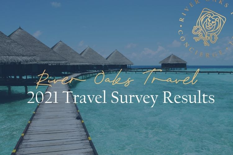Our 2021 Travel Survey Results Are In