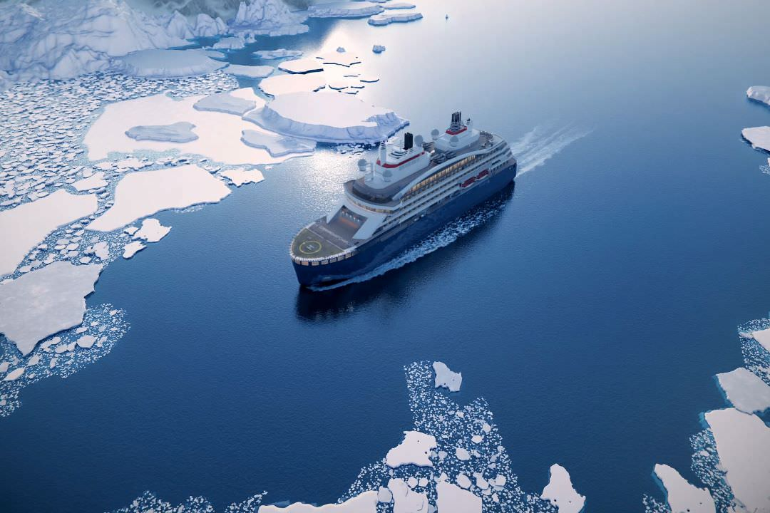 Ponant Yacht Cruises and Expeditions