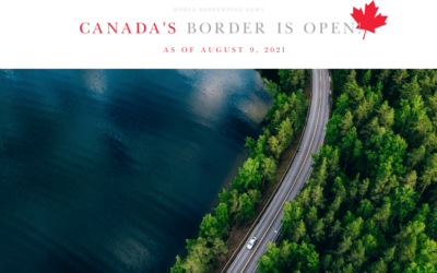 Canada Border is Open