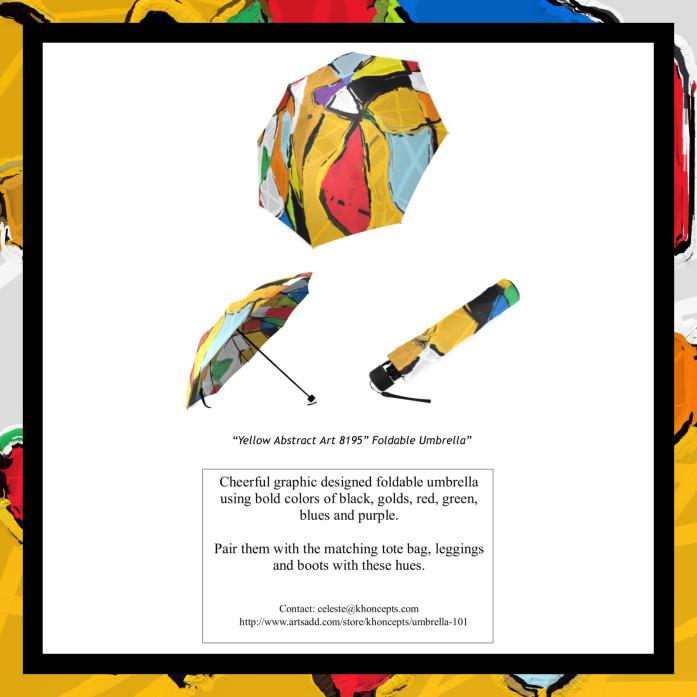 custom color umbrella designs