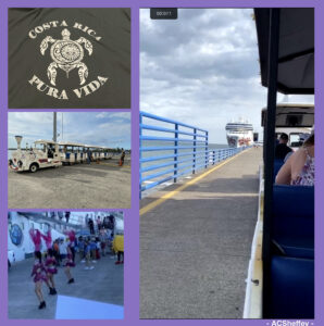 Puntarenas cruise port