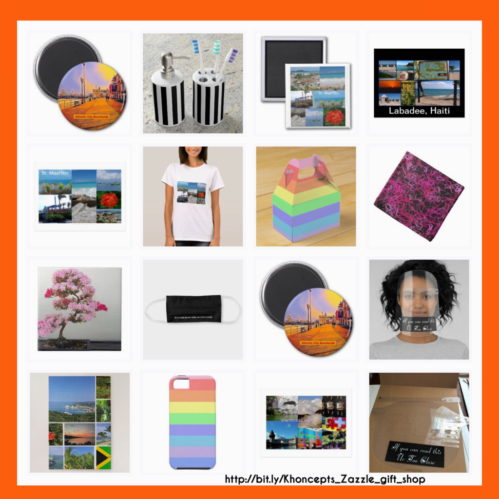 Monthly Sunday Sales Report from a  artist on the Zazzle platform