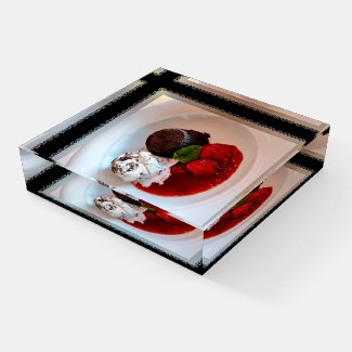 This image has an empty alt attribute; its file name is Chocolate-Lava-Cake-Strawberries-and-Ice-Cream-paperweight.jpg