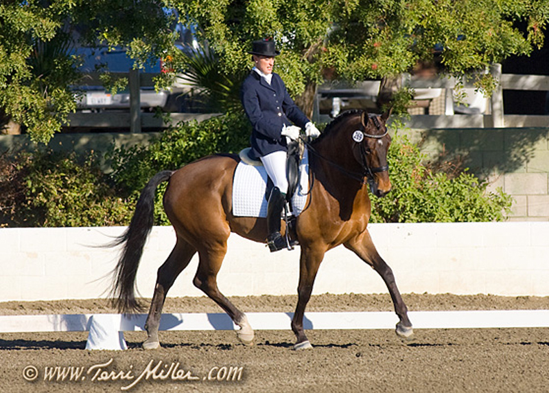 Indio, 01/08 - Verena and Unity, Fourth Level Test 1
