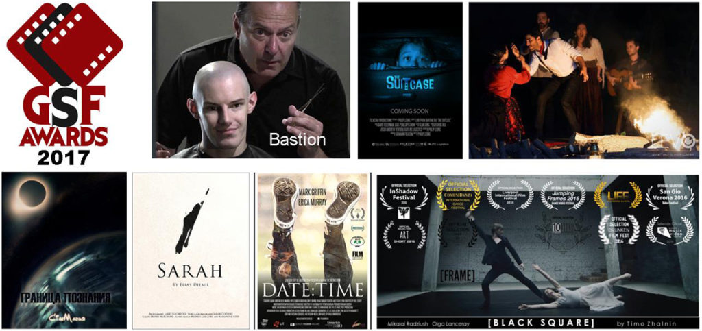 Global Short Film Awards Finalists 2017