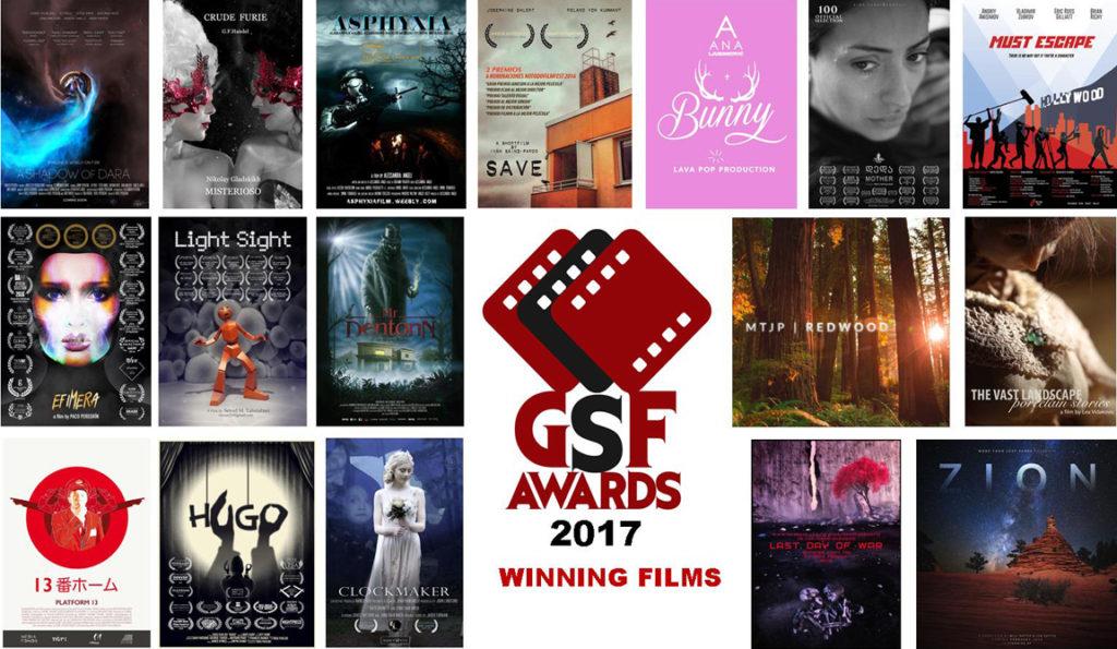 Global Short Film Awards 2017 Winners