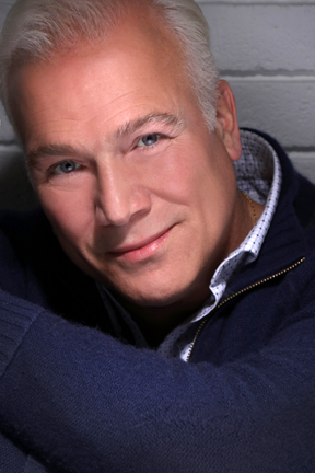 Award-winning singer and actor Franc D'Ambrosio