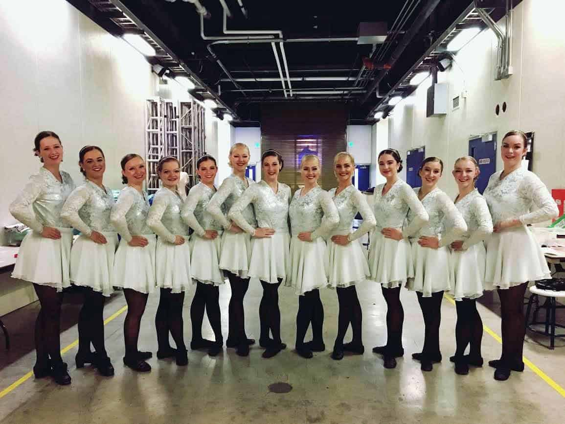 Custom Irish Dance Costumes: BYU