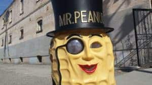 Costume Restoration: Vintage Mr. Peanut