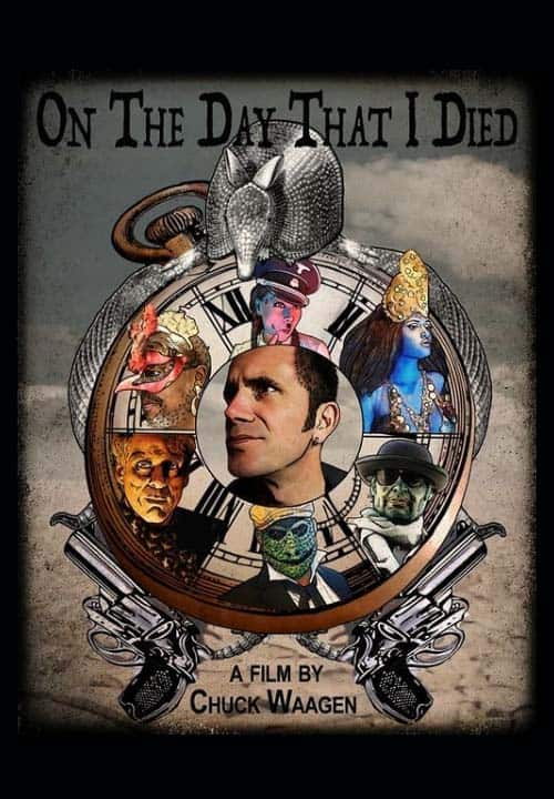 On the Day that I Died feature film