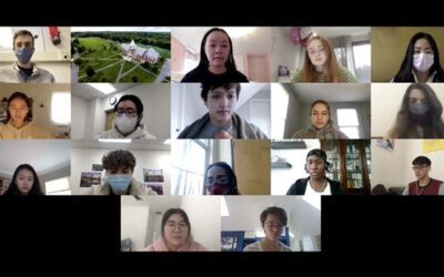 MSON Sends a Message of Hope in Yale-China Association Poetry Reading