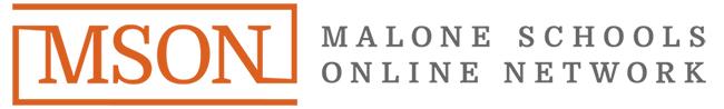 Malone Schools Online Network