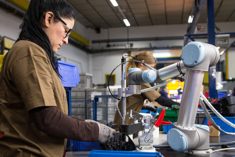 CoBot-based automation