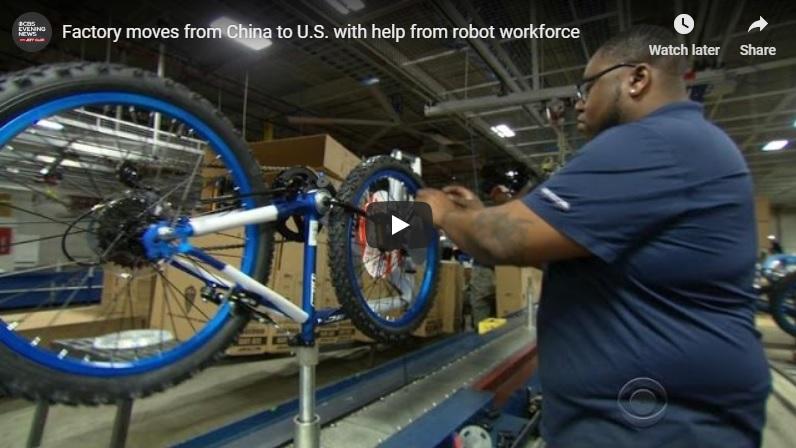 Robots add jobs