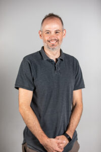 Shane Davis, Head of Operations