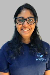 Apurva Ramdham, Software Engineer
