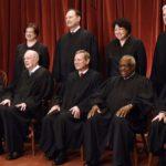 Photo: US Supreme Court Justices
