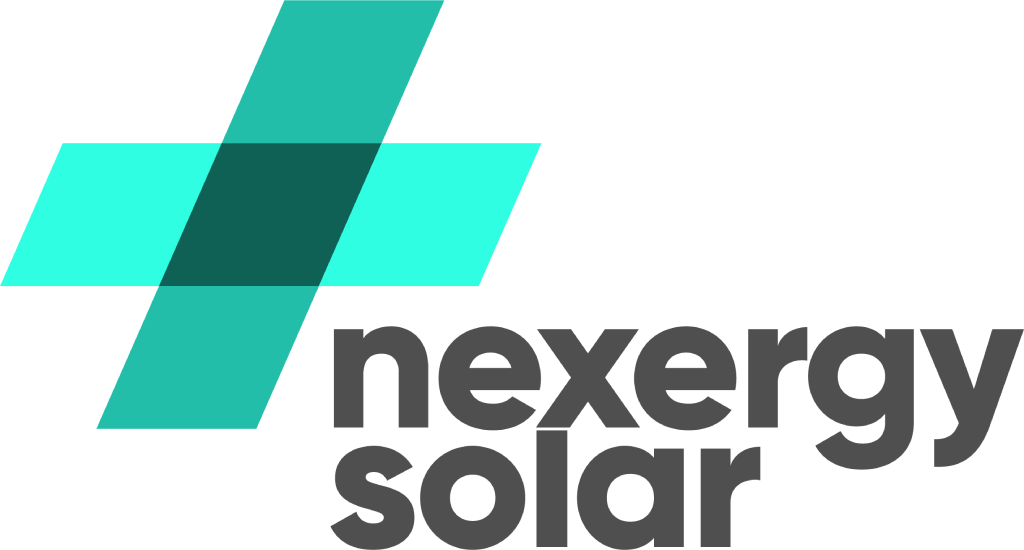 Nexergy Solar Panel Logo
