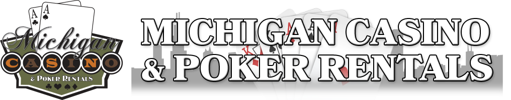 Michigan Casino & Poker Rentals