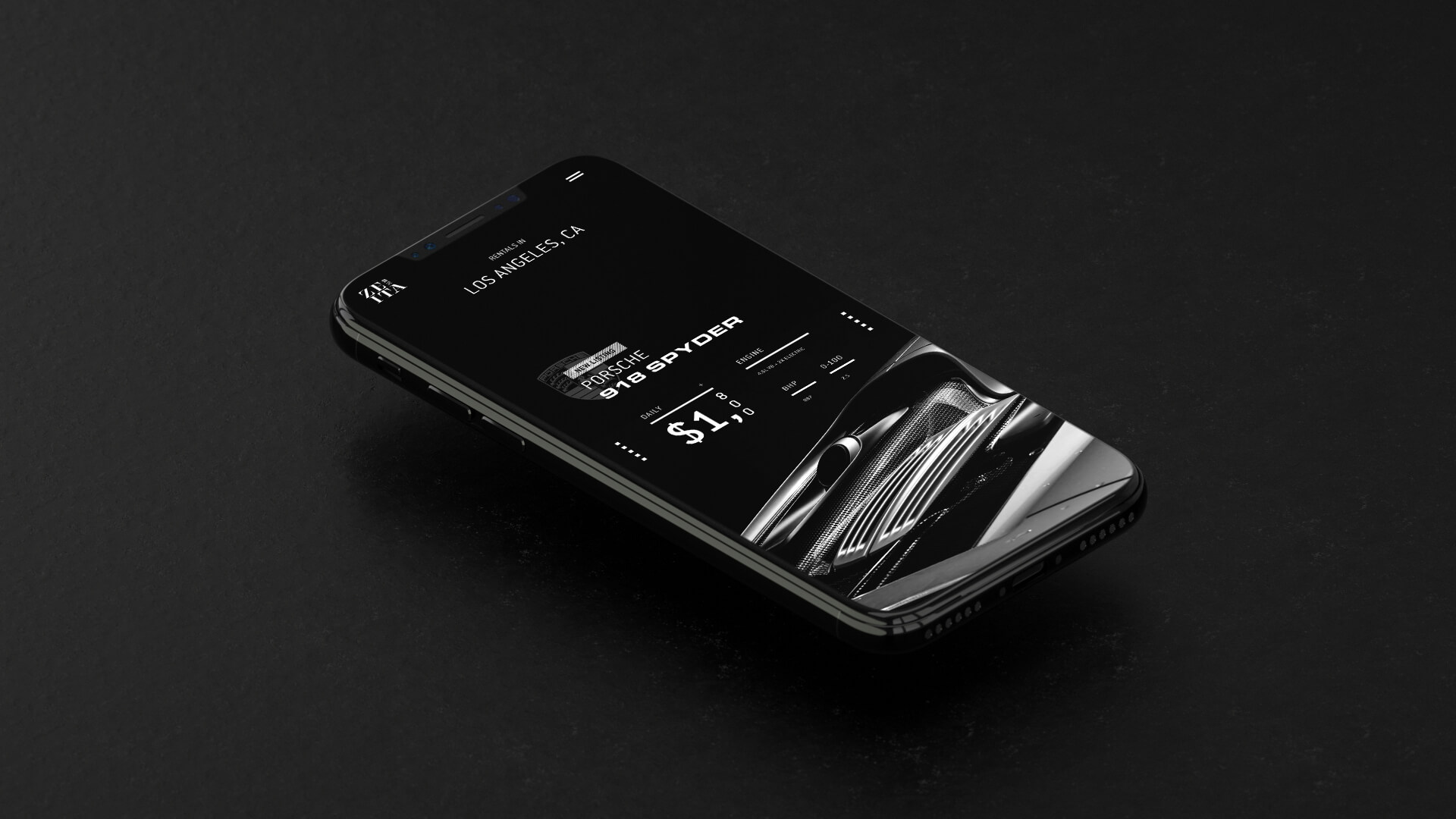 Animated iPhone 8 Mockup by Anthony Boyd Graphics