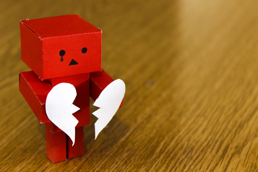The Day I Asked My Husband for a Divorce