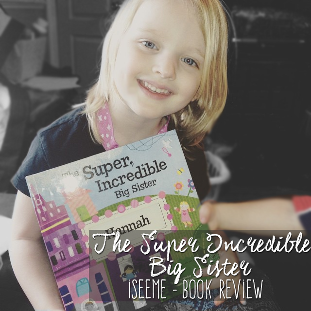 The Super Incredible Big Sister from iSeeMe