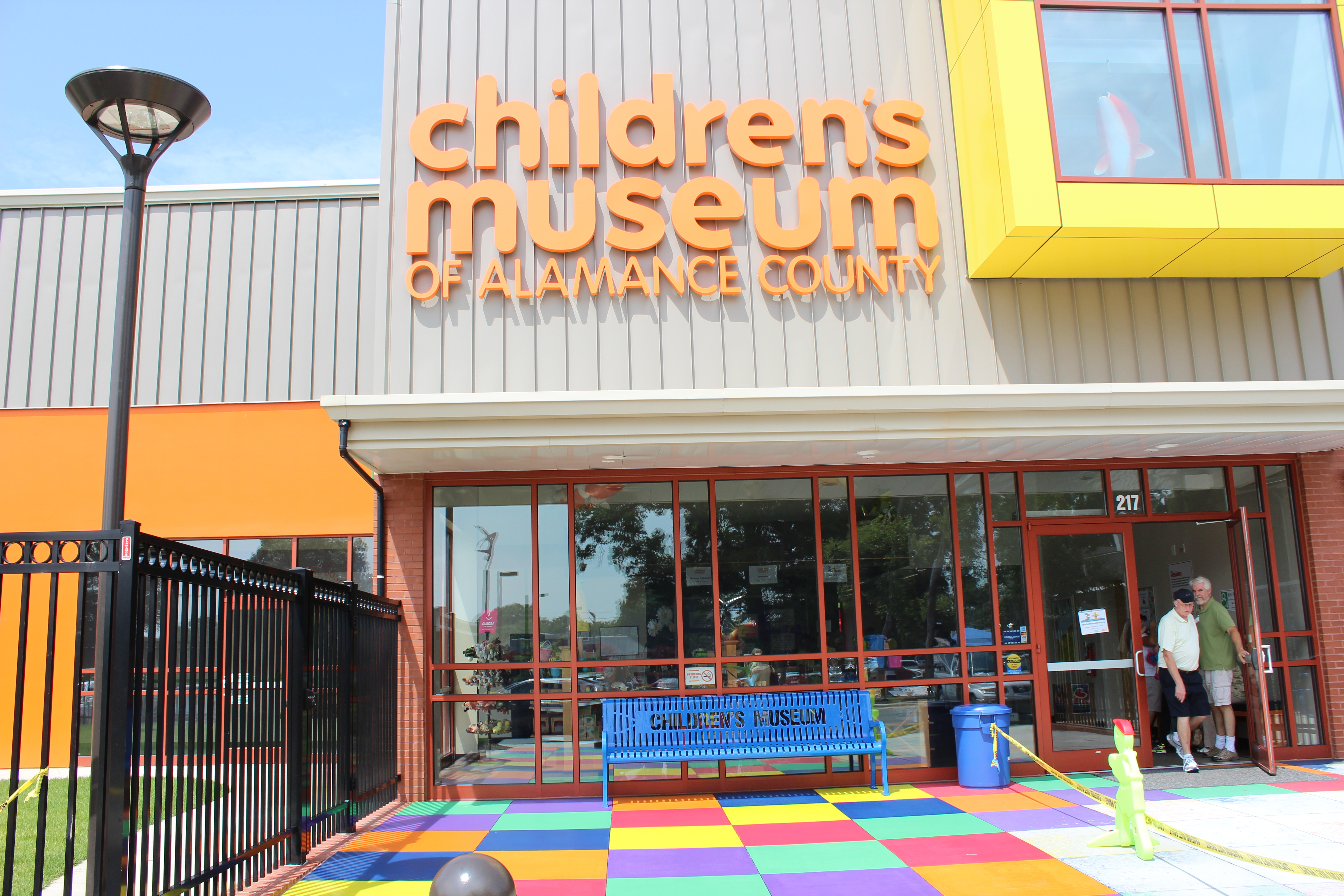Day Trip to Children's Museum of Alamance County